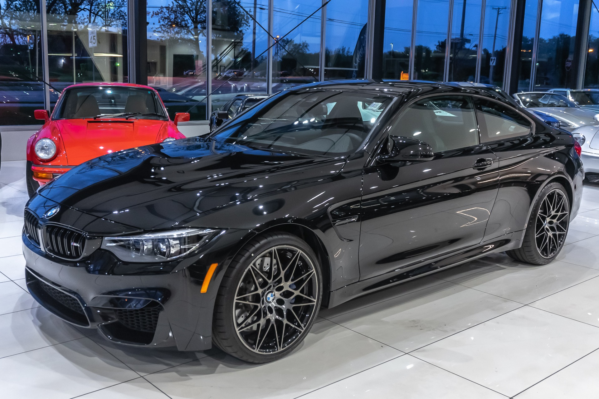 2019 bmw m4 competition coupe only 350 miles manual. Black Bedroom Furniture Sets. Home Design Ideas