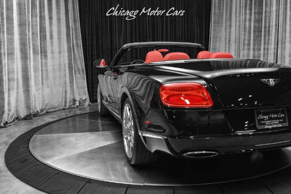 Used-2012-Bentley-Continental-GTC-Convertible-W12-Mulliner-Package-Black-Red-Hot-Color-Combo-Just-Serviced