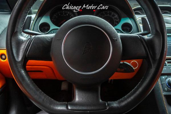Used-2004-Lamborghini-Gallardo-E-Gear-Coupe-ONLY-14K-MILES