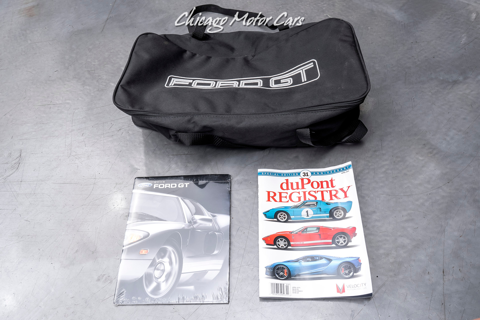 Used-2006-Ford-GT-Coupe-1-OF-541-TUNGSTEN-GREY-METALLIC-ONLY-5K-MILES