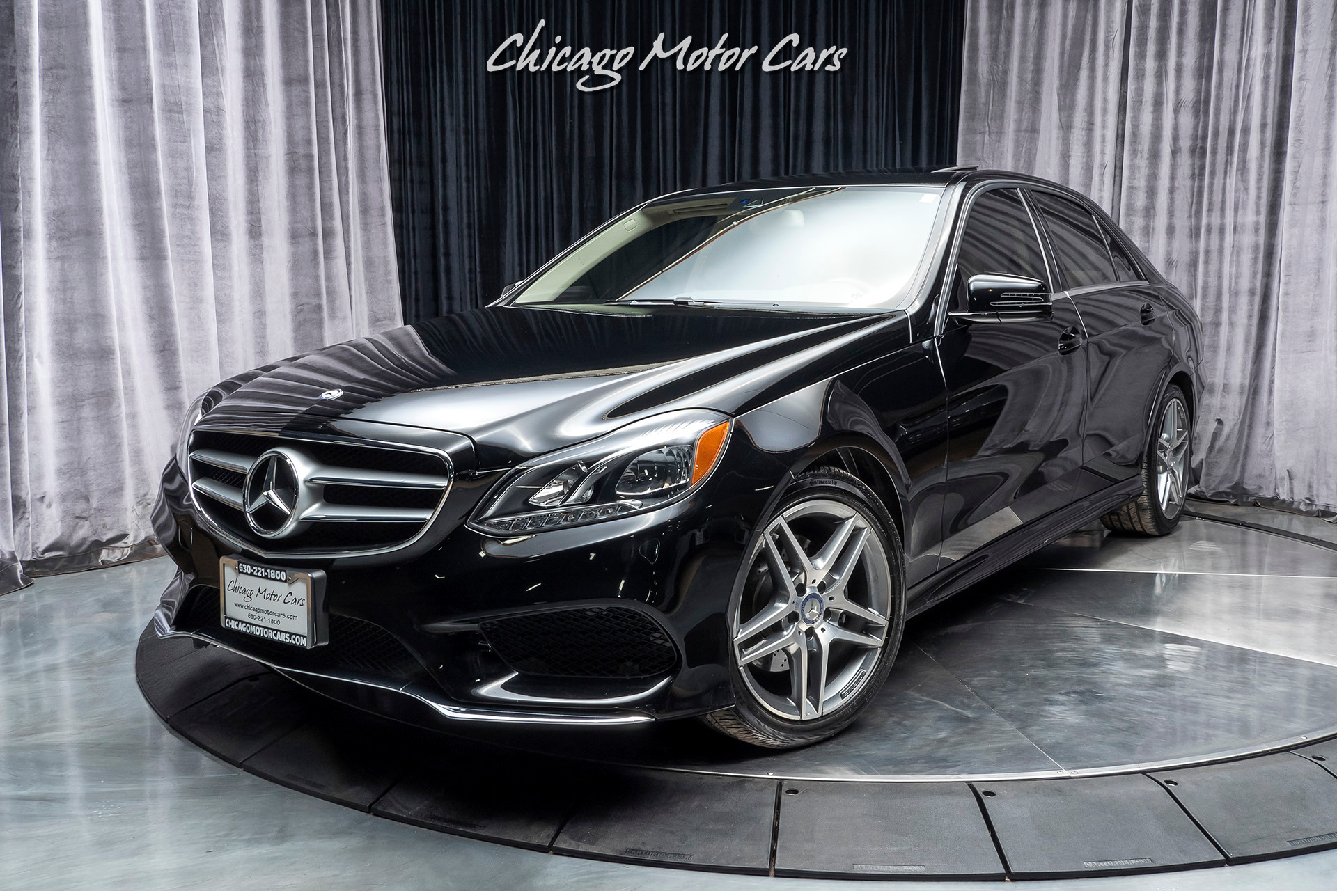 Used-2014-Mercedes-Benz-E350-4-Matic-Sport-Sedan-Only-36k-Miles
