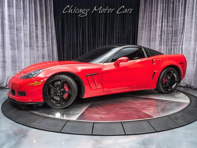 Used 2017 Chevrolet Corvette Grand Sport 2lt Msrp 64 410