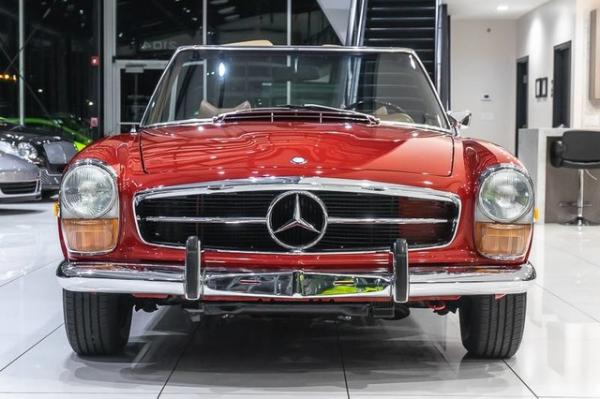 Used-1970-Mercedes-Benz-280-SL-Convertible