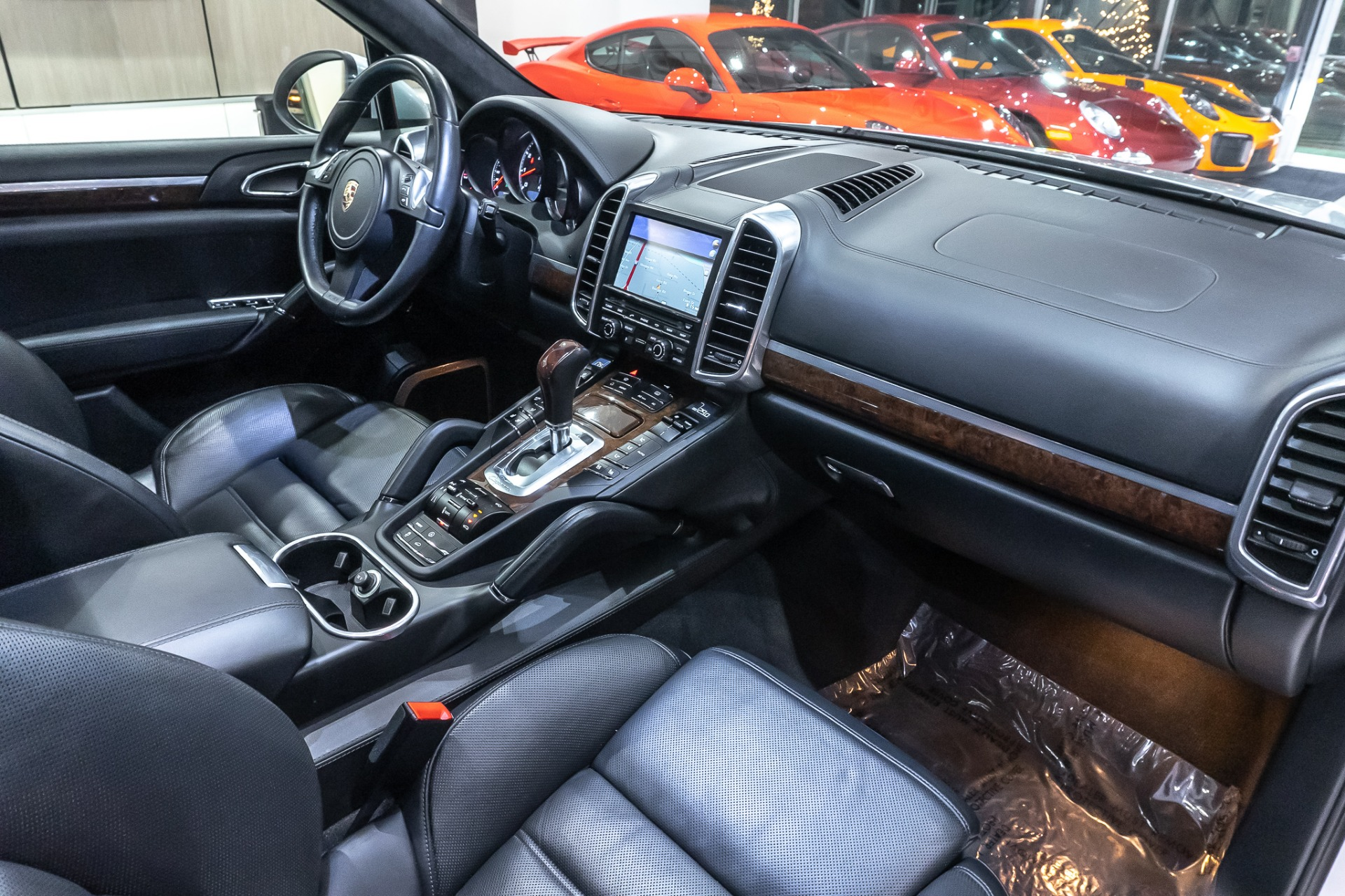 Used 2011 Porsche Cayenne Turbo 115k Msrp For Sale Special Pricing Chicago Motor Cars Stock 16100