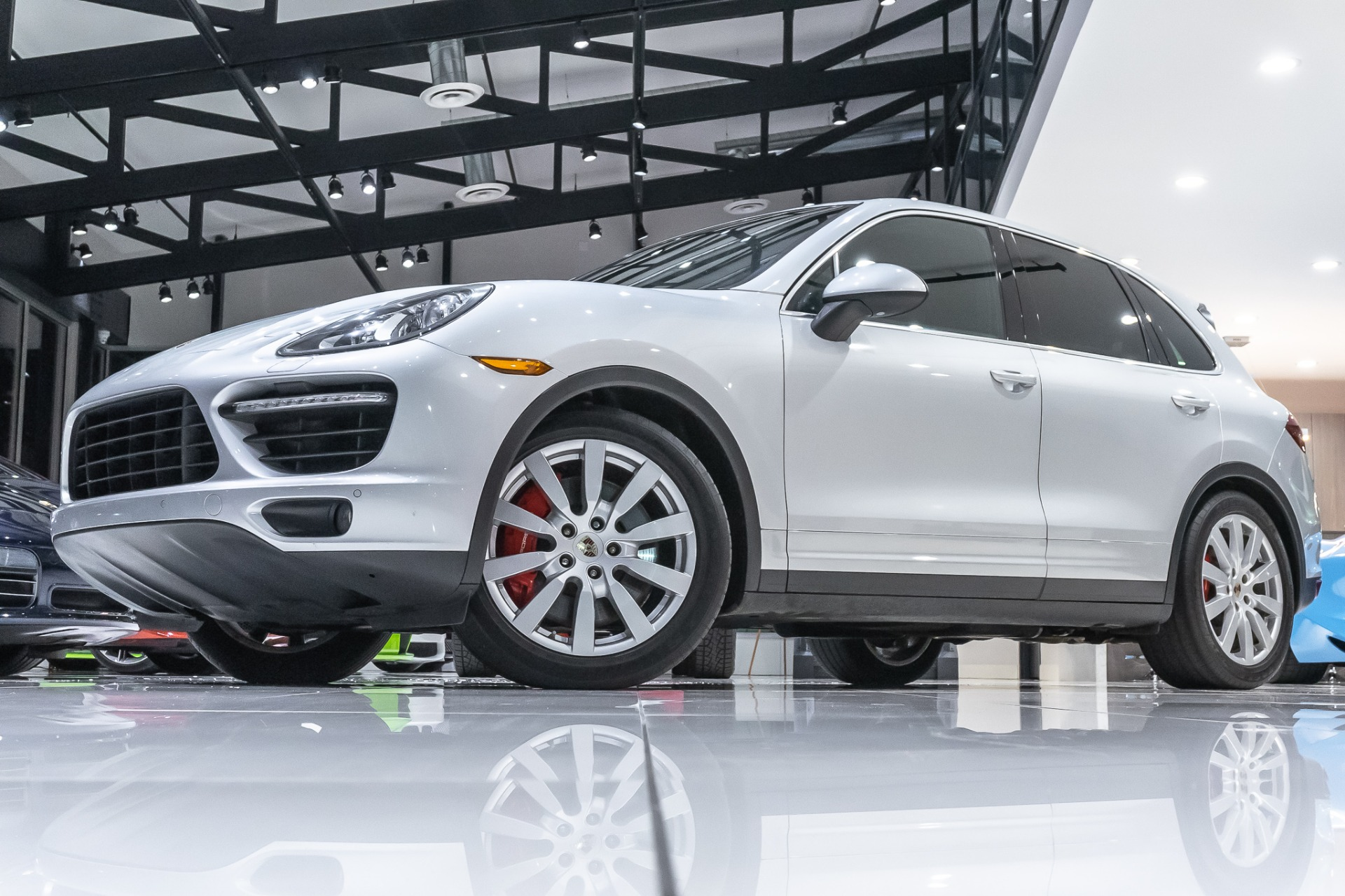 Used 2011 Porsche Cayenne Turbo 115k Msrp For Sale