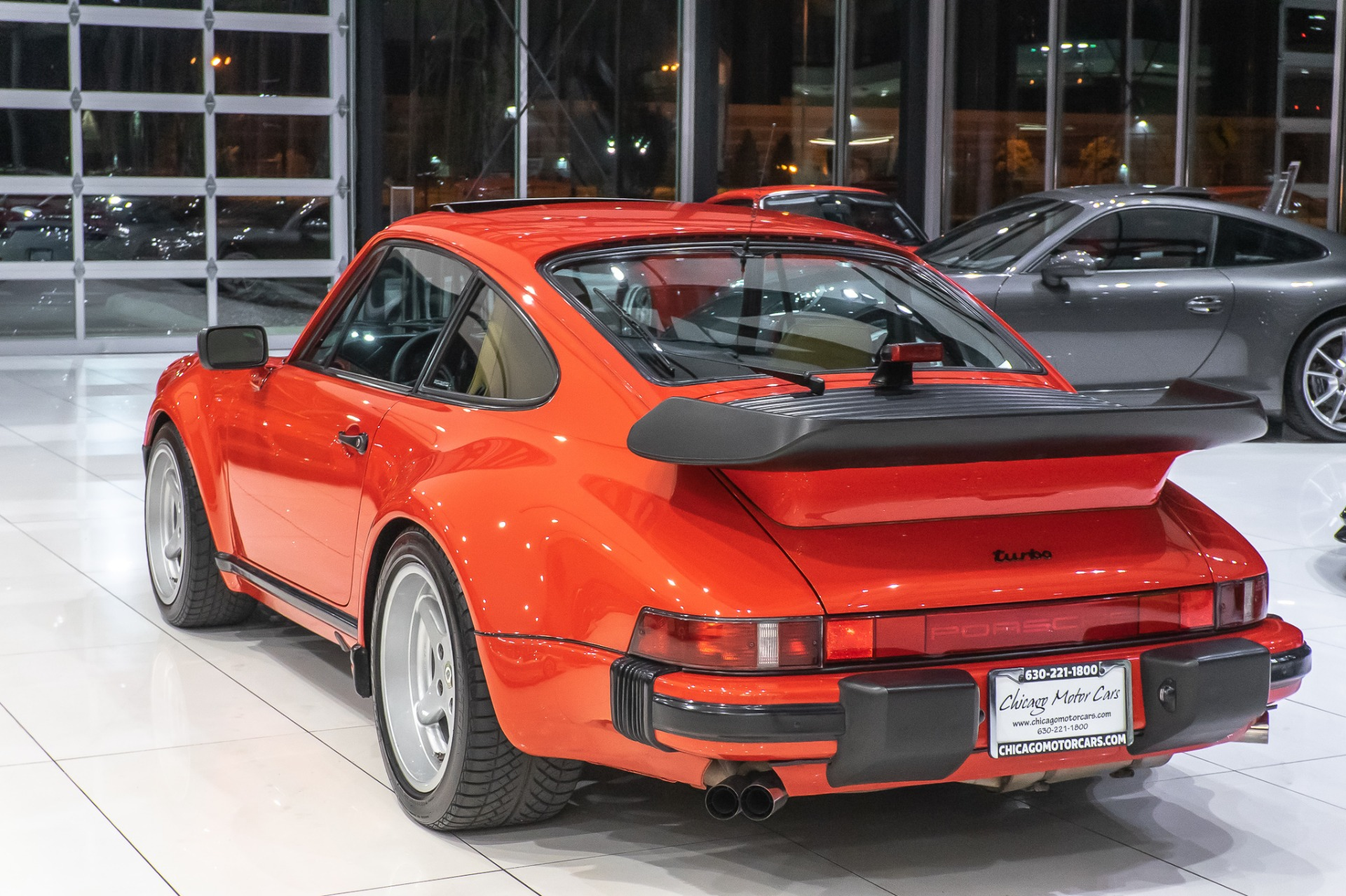 Used-1987-Porsche-930-Turbo-Coupe-SERVICE-RECORDS