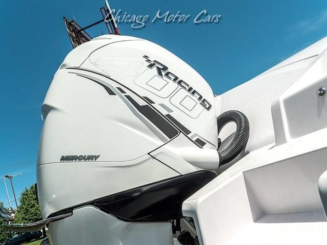 New-2020-Sonic-32-Foot-Catamaran-400R