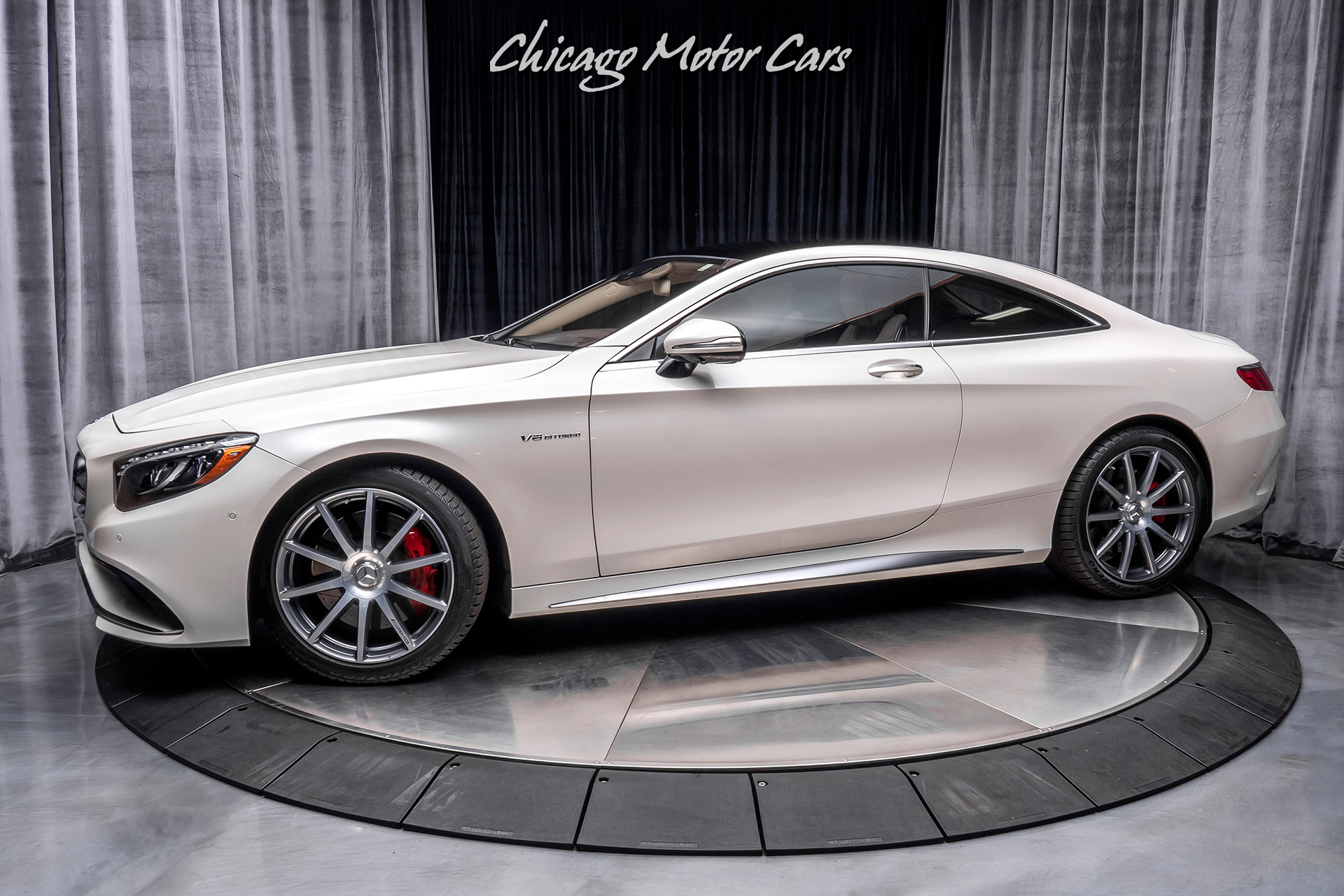 Used 2015 Mercedes Benz S63 Amg 4matic Coupe Msrp 171 070 Only 16k