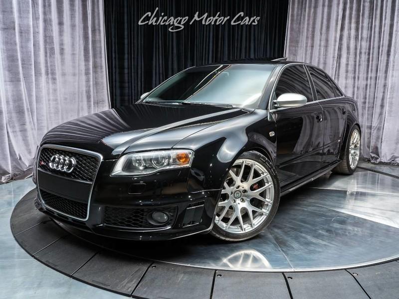 Used-2008-Audi-RS4-Quattro-42-V8-Sedan