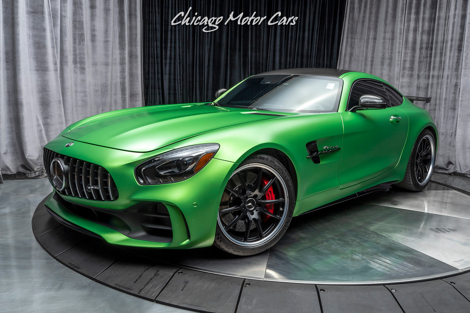 Used 2018 Mercedes Benz Amg Gtr Coupe For Sale 149 800