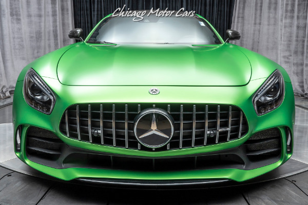 Used-2018-Mercedes-Benz-AMG-GTR-Coupe-GREEN-HELL-MAGNO-PAINT