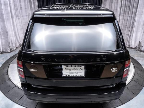 Used-2019-Land-Rover-Range-Rover-V8-Supercharged-Black-Exterior-Package-Drive-Pro-Pack-LOADED