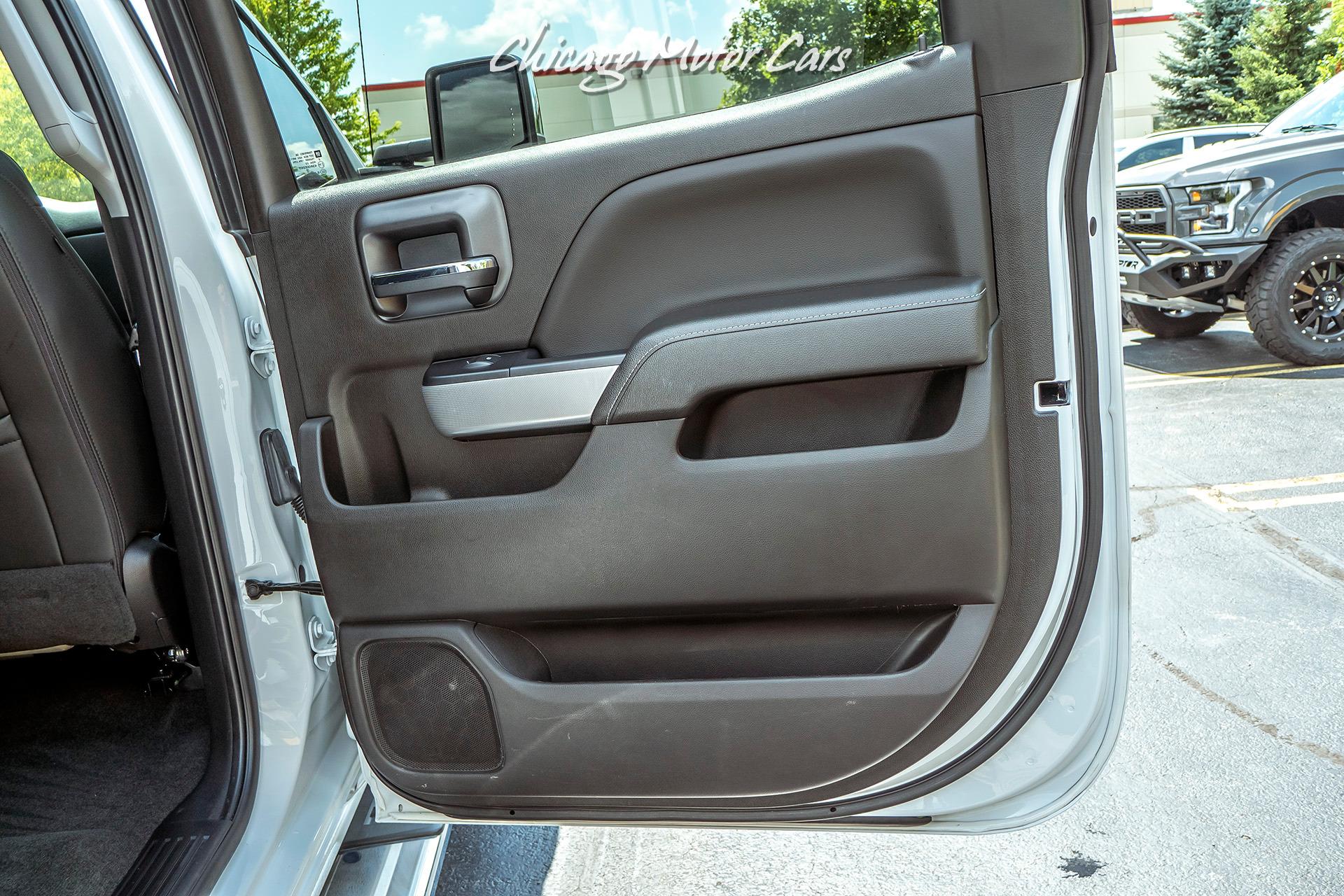 Used 2018 Chevrolet Silverado 2500HD LTZ Duramax Diesel 4x4
