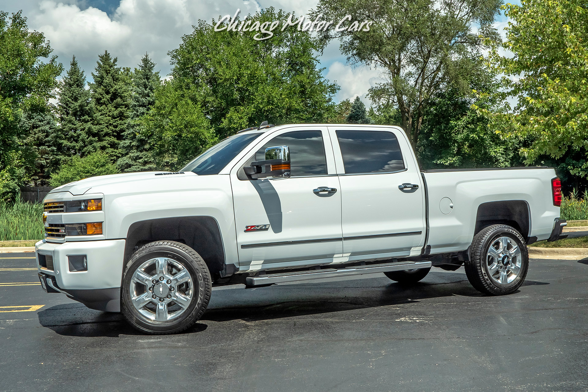 Duramax Diesel For Sale >> Used 2018 Chevrolet Silverado 2500hd Ltz Duramax Diesel 4x4