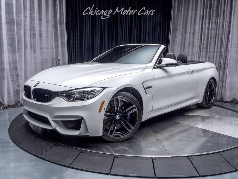 Used 2017 Bmw M4 Convertible Msrp 90890