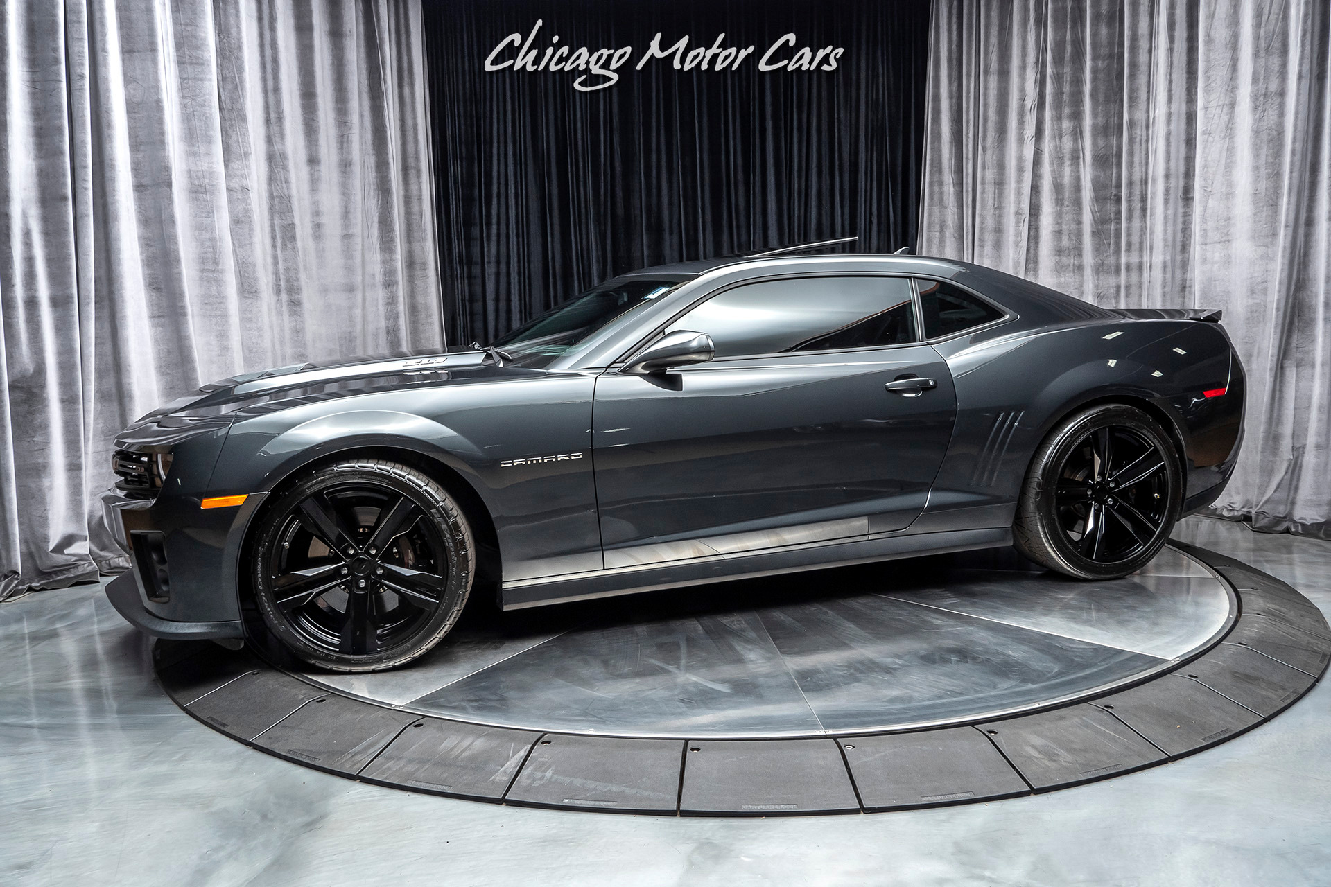 Used 2013 Chevrolet Camaro ZL1 Coupe MSRP $61,200 ...2013 Camaro Zl1 Supercharger Upgrade