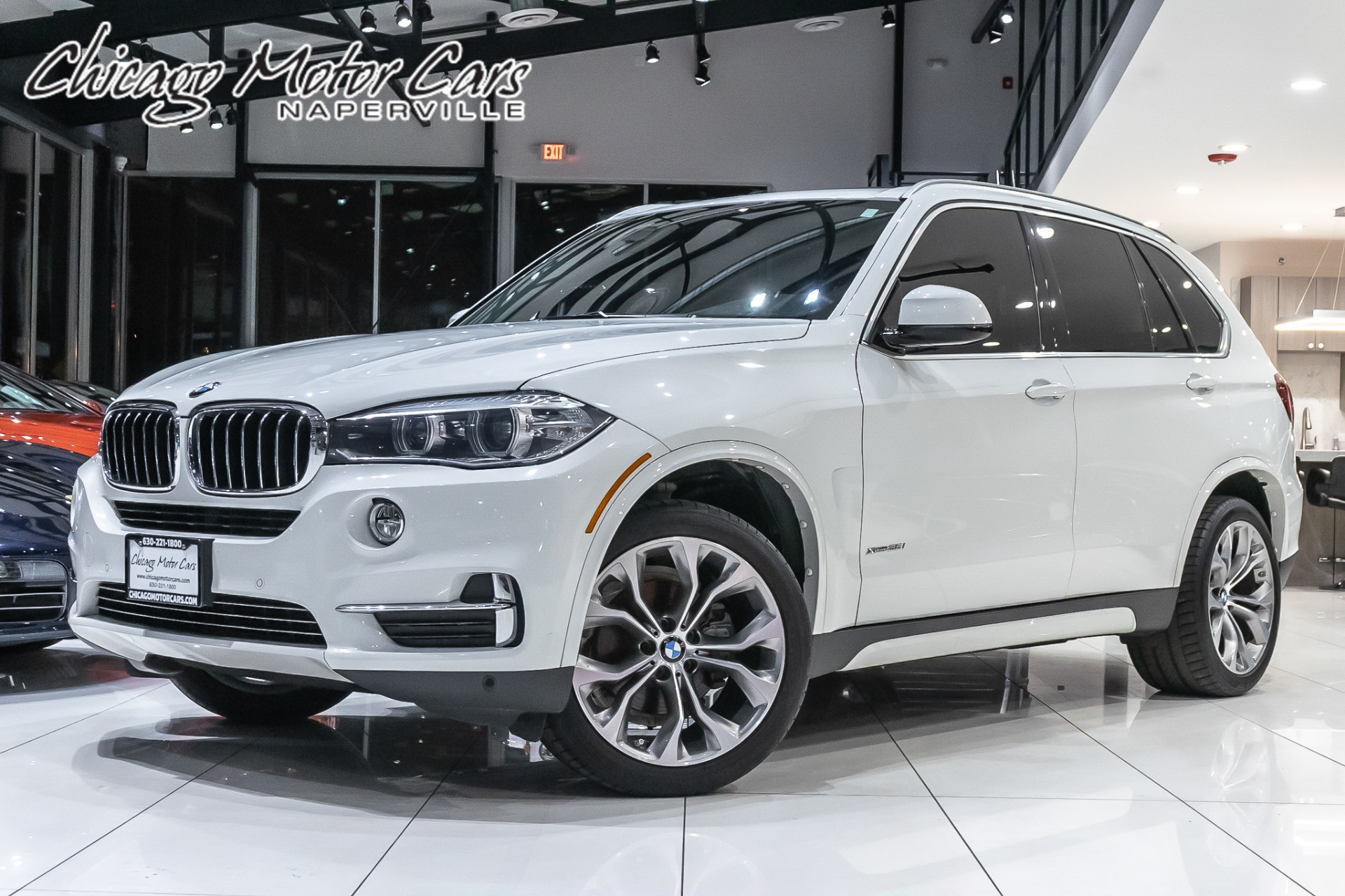 Used 2016 Bmw X5 Xdrive35i Suv Msrp 64 145 For Sale 31 800 Chicago Motor Cars Stock 15613