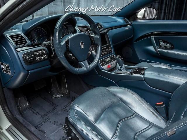 Used 2014 Maserati GranTurismo Convertible MSRP $148,550 +