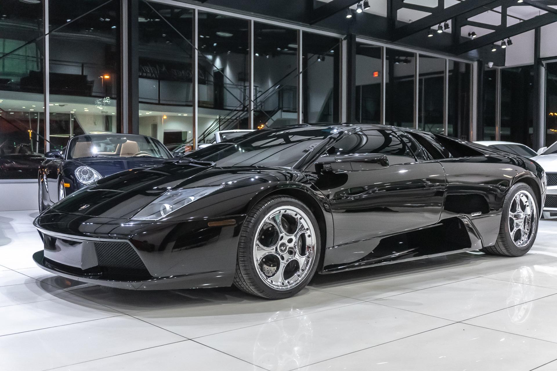 Used 2004 Lamborghini Murcielago Coupe 6 Speed Manual