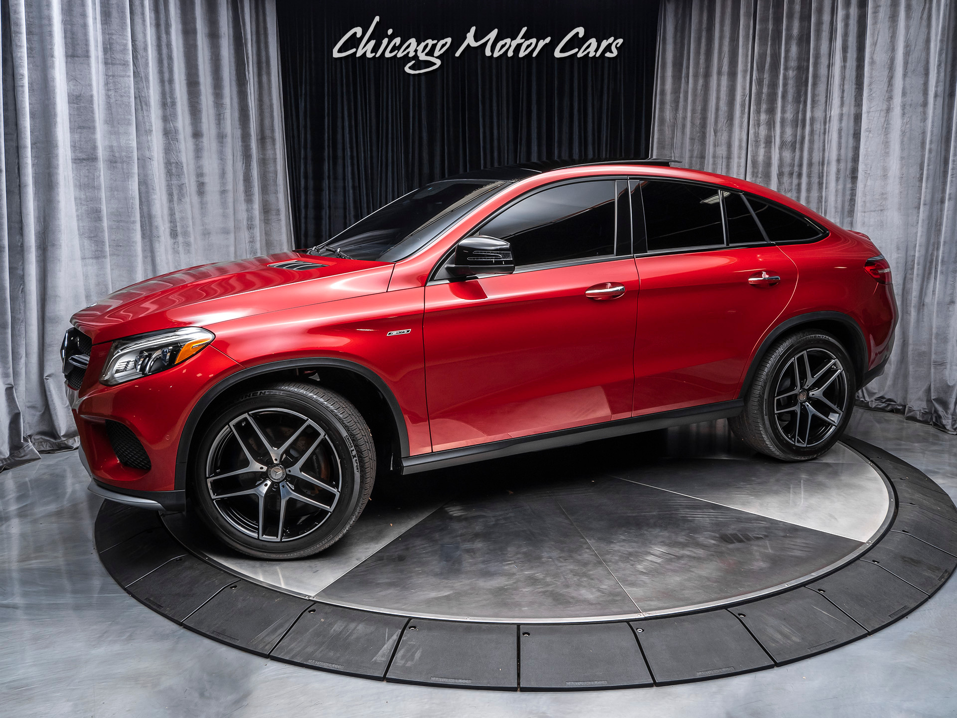 Used 2016 Mercedes-Benz GLE 450 AMG GLE 450 AMG For Sale ...