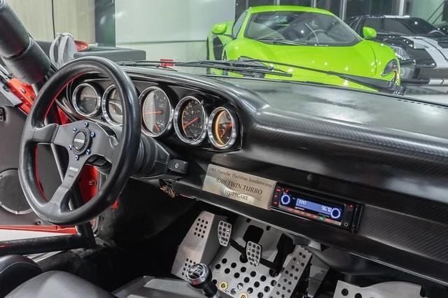 Used-1985-Porsche-930-Turbo-Factory-Slantnose-Coupe-RARE--UPGRADES