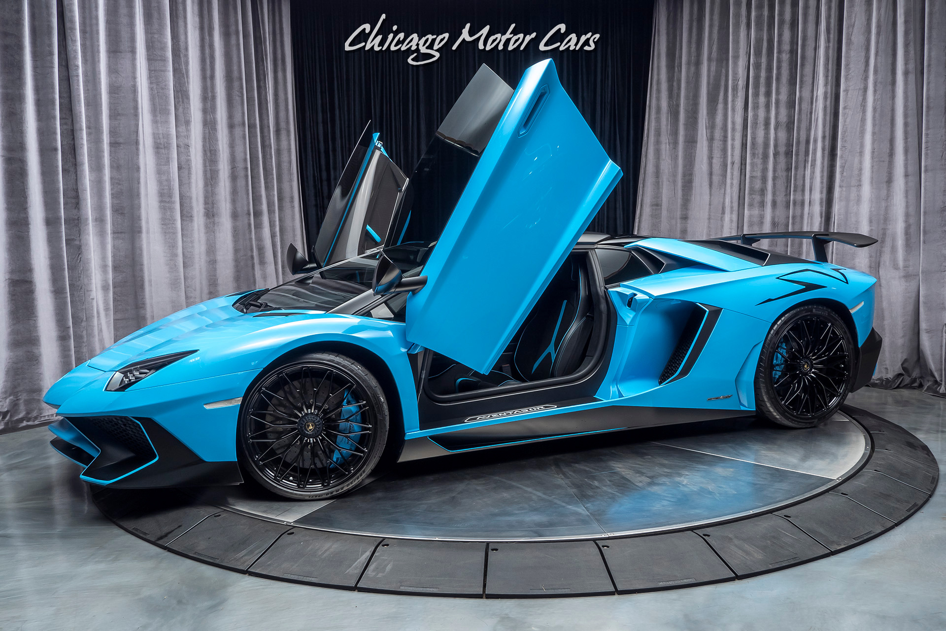 Used 2017 Lamborghini Aventador Lp750 4 Sv Roadster Upgraded Exhaust Radar Serviced Perfect Over 601k New For Sale Special Pricing Chicago Motor Cars Stock 16730