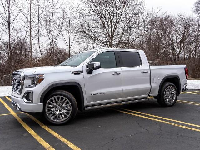 Used 2019 Gmc Sierra 1500 Denali Pickup Truck Msrp 68 335 For Sale Special Pricing Chicago Motor Cars Stock 15418