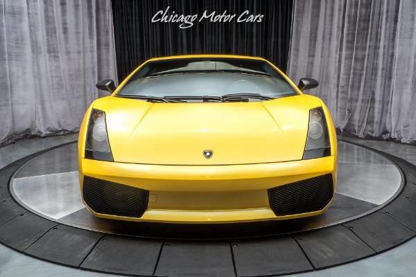 Used-2008-Lamborghini-Gallardo-Superleggera-Coupe-RARE-SUPERLEGGERA-WING-CARBON-FIBER-INTERIOR