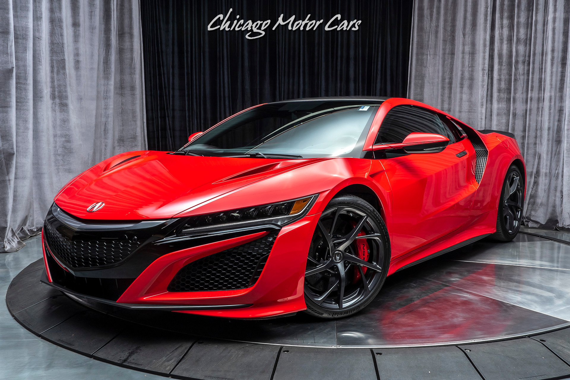 Used 2017 Acura Nsx Coupe Msrp 200500 Only