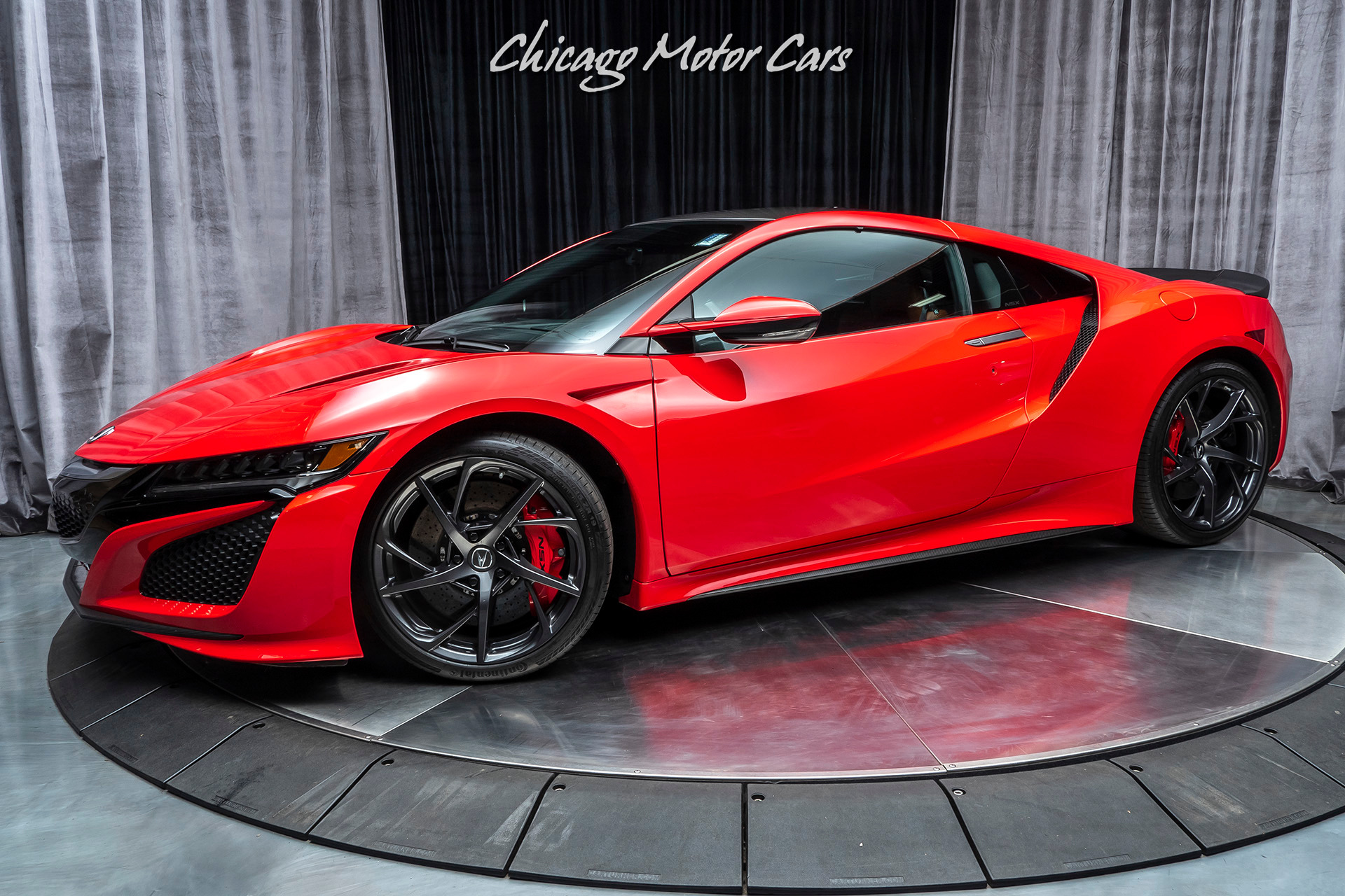 Used 2017 Acura NSX Coupe **MSRP $200,500 ONLY 3K MILES** For Sale