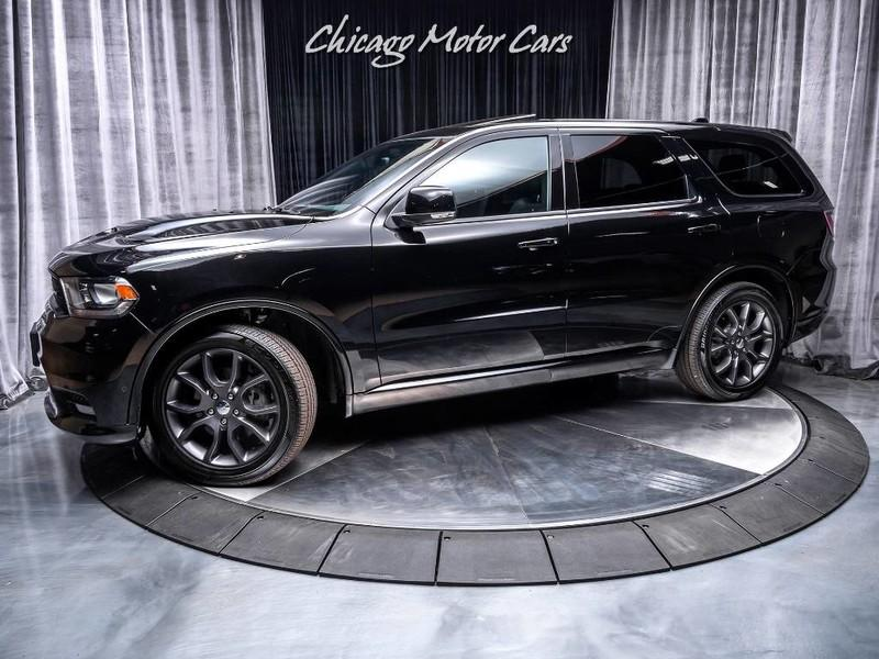 Awd Cars For Sale >> Used 2018 Dodge Durango R T Suv Awd Power Sunroof For Sale