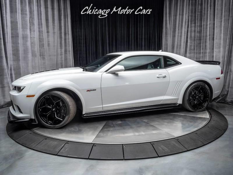 3k In Miles >> Used 2015 Chevrolet Camaro Z 28 Only 3k Miles For Sale Special