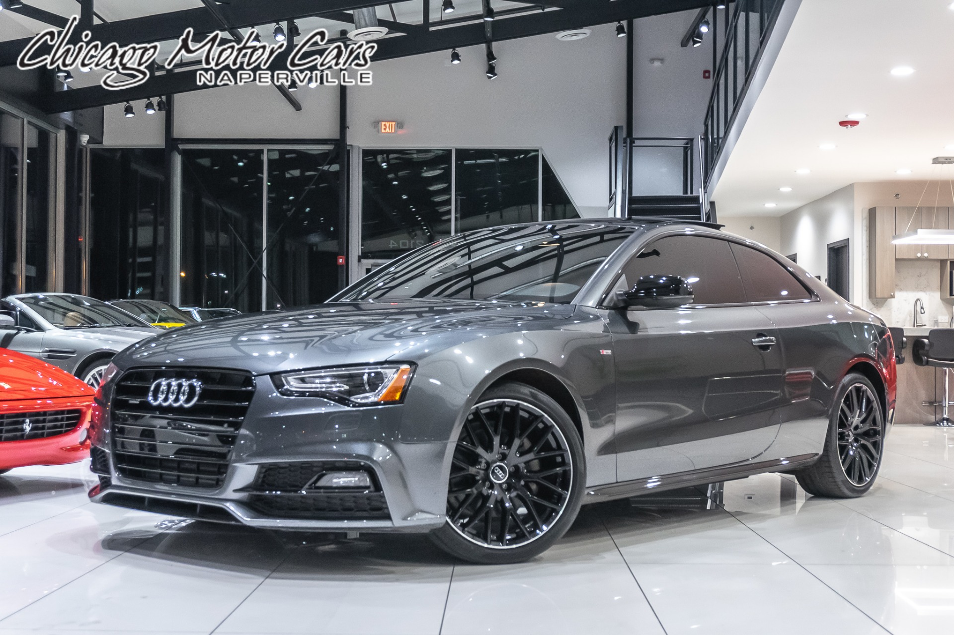 Used 2017 Audi A5 Sport Coupe **Black Optic PKG** For Sale