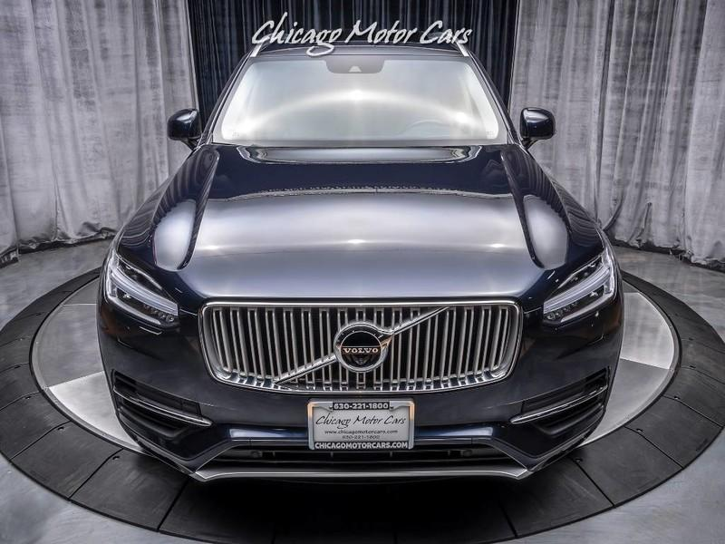 Used 2017 Volvo Xc90 Inscription Awd Suv Msrp 65k For Sale