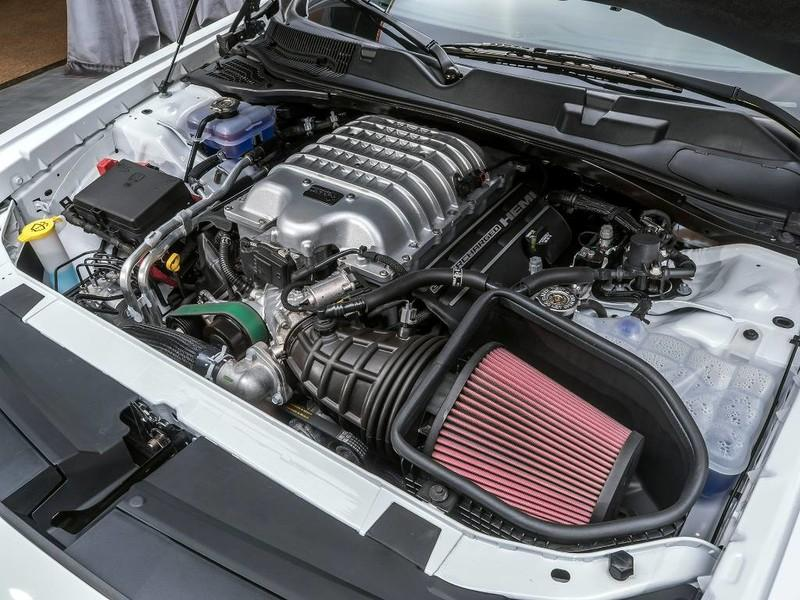 dodge hellcat redeye motor Dodge Challenger Srt Hellcat Redeye Engine - How Much?