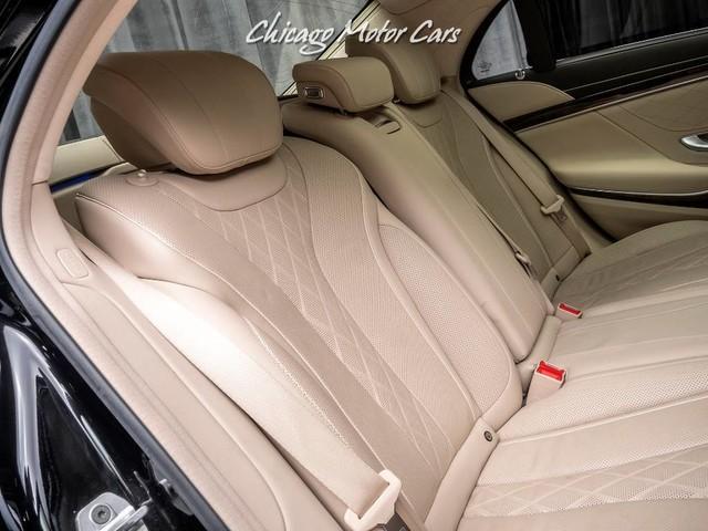 Used 2014 Mercedes-Benz S550 4 Matic Sport Sedan $119k+ MSRP