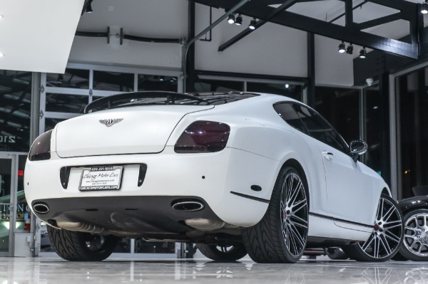 Used-2006-Bentley-Continental-GT-Coupe-MSRP-176K-Matte-White-Vinyl-Wrap-Recent-Service