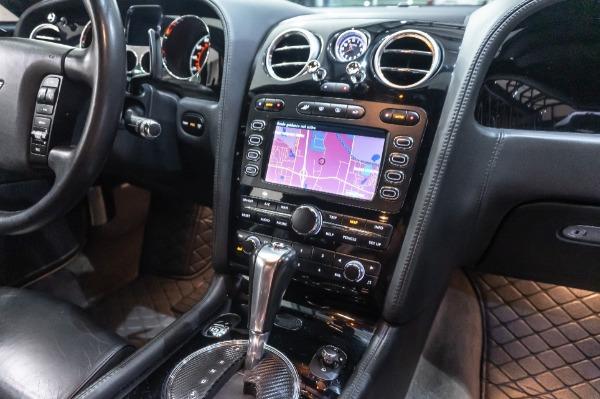Used-2006-Bentley-Continental-GT-Matte-White-Vinyl-Wrap-Recent-Service