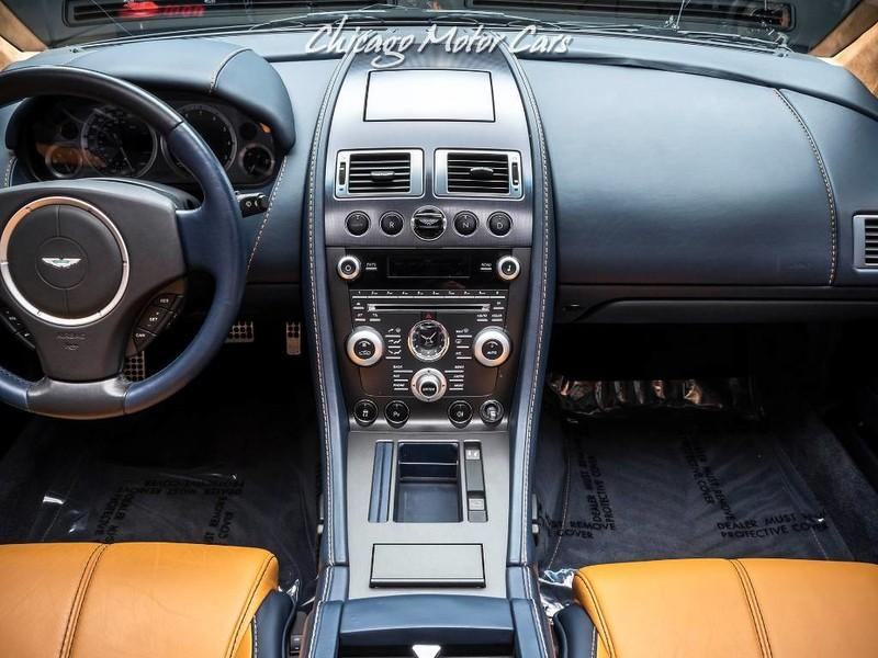 Used-2009-Aston-Martin-V8-Vantage-Convertible-ONLY-11K-MILES