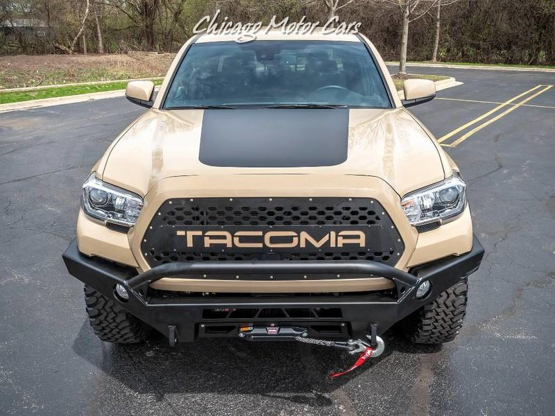 Used-2018-Toyota-Tacoma-TRD-Off-Road-Pickup-Truck-LOADED-WITH-UPGRADES-ONLY-14K-MILES