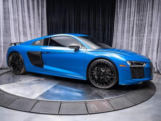 Used 2017 Audi R8 V10 Plus Coupe V10 For Sale 153 800