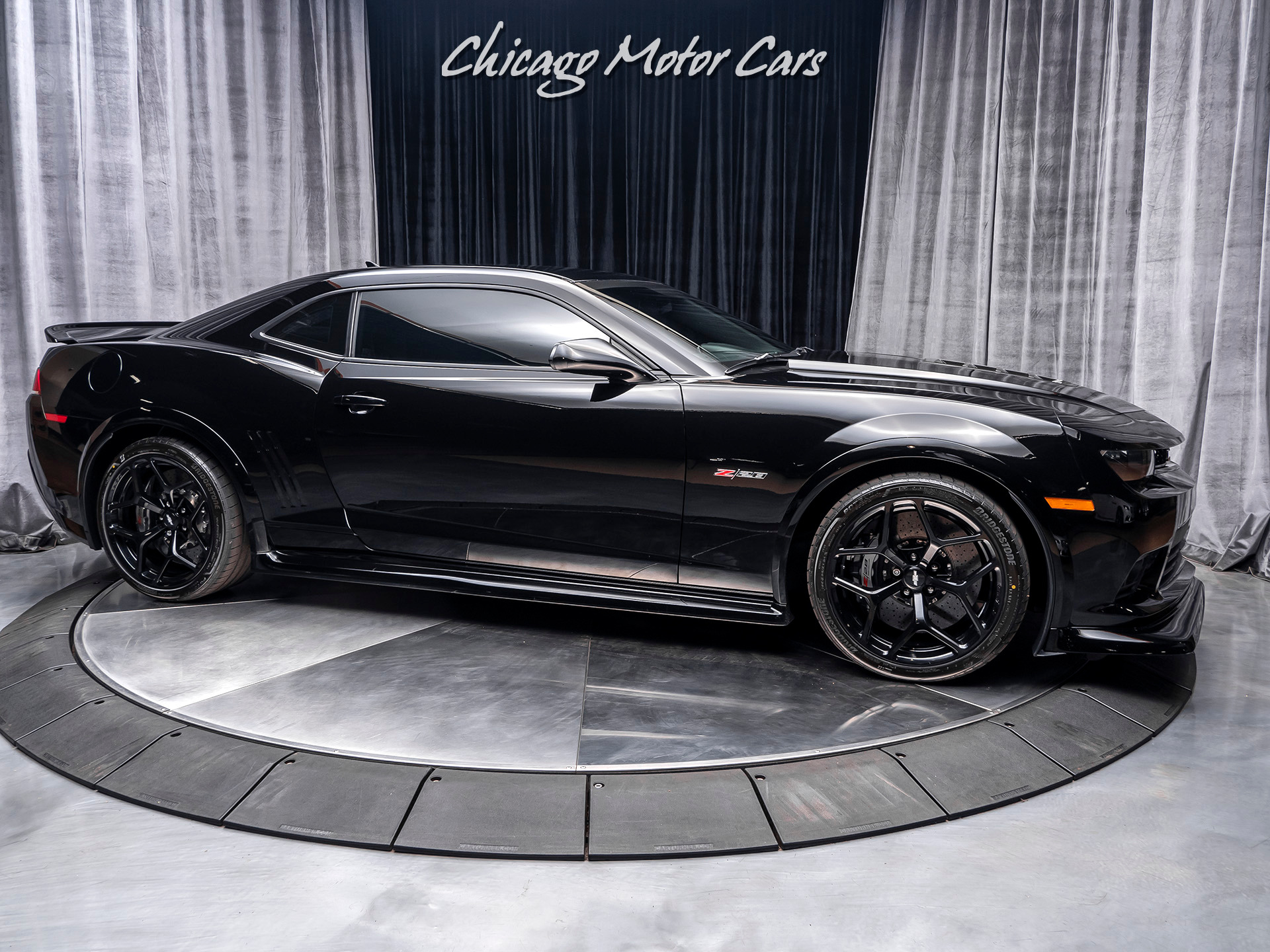 Used 2015 Chevrolet Camaro Z/28 Coupe AIR CONDITIONING