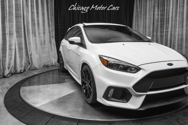 Used-2016-Ford-Focus-RS-Hatchback-RS2-PACKAGE