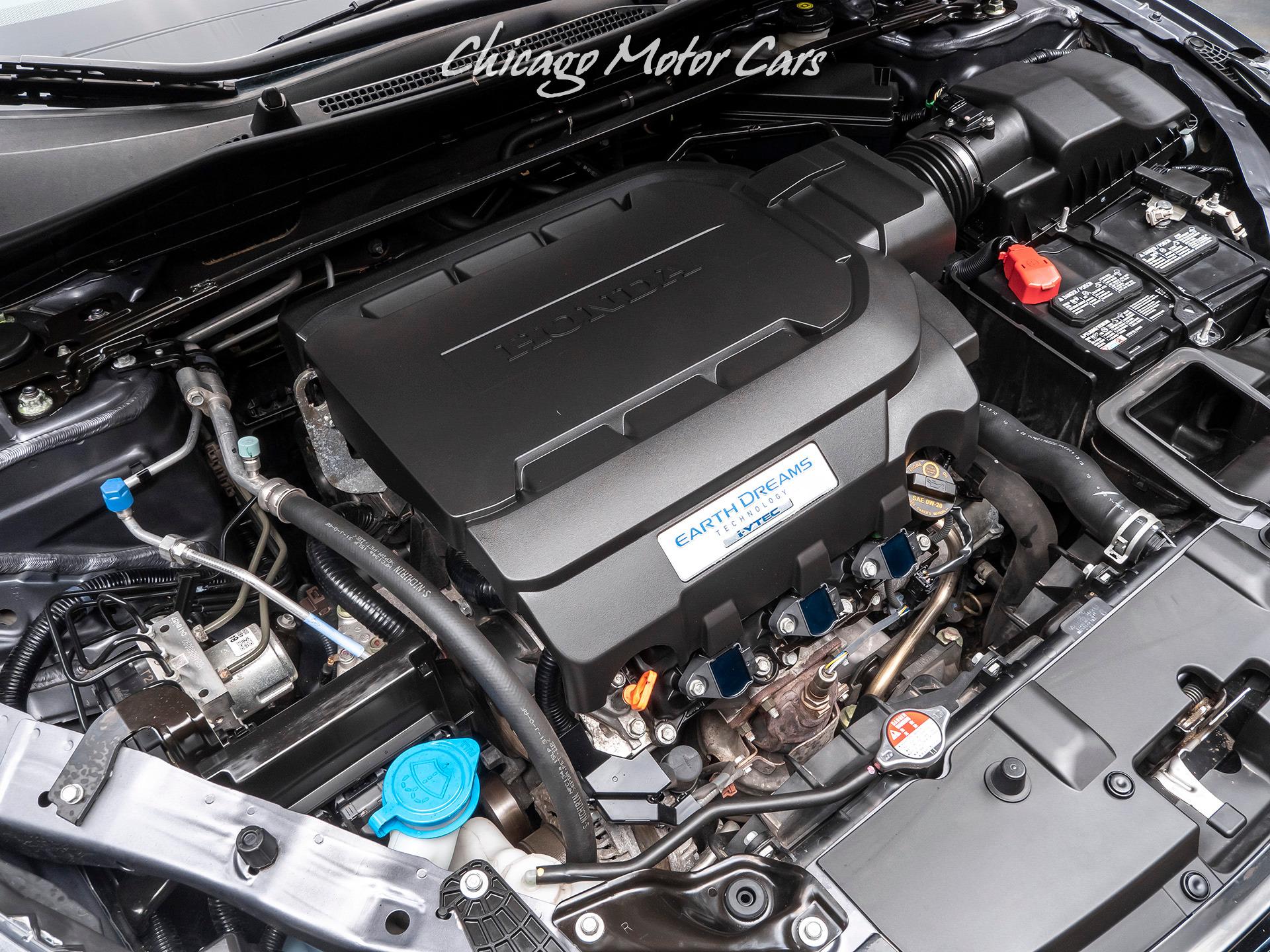 Used 2014 Honda Accord EX-L V6 Sedan For Sale (Special
