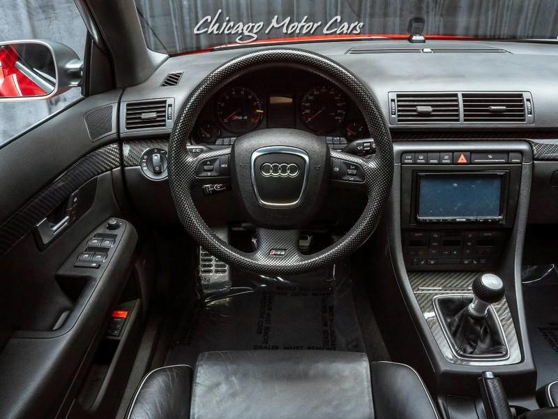 Used-2007-Audi-RS4-42-V8-quattro-Sedan--UPGRADES