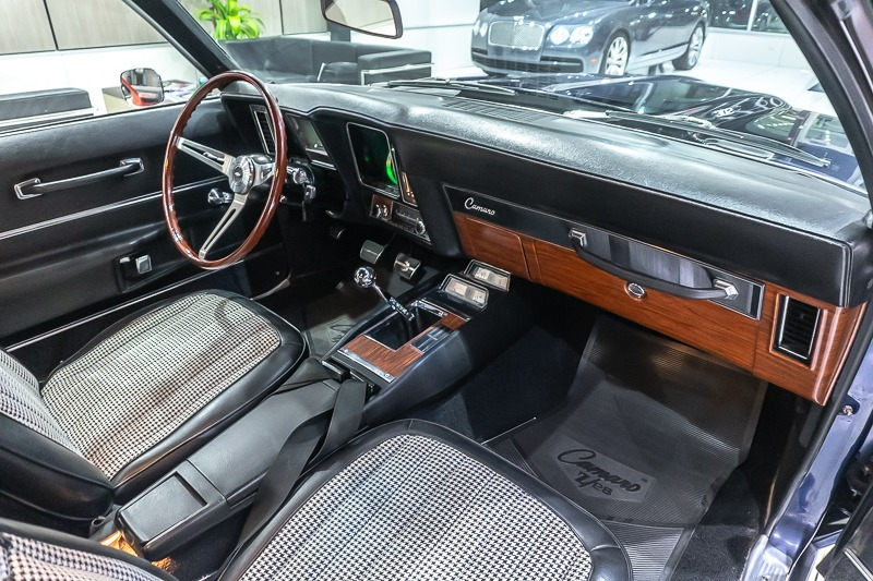 Used 1969 Chevrolet Camaro RS Z28 Coupe 4-Speed X-33 *#'s