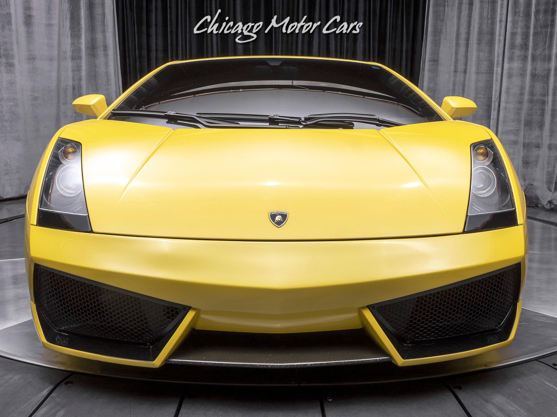 Used 2004 Lamborghini Gallardo Coupe Upgrades For Sale Special