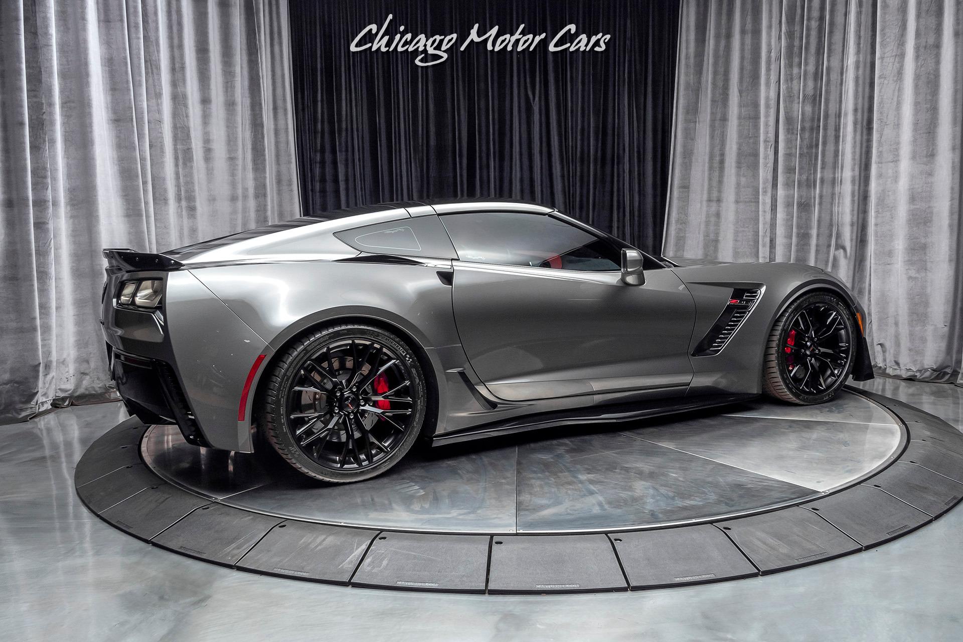 Used 2015 Chevrolet Corvette Z06 2LZ *Built Motor* Upgrades