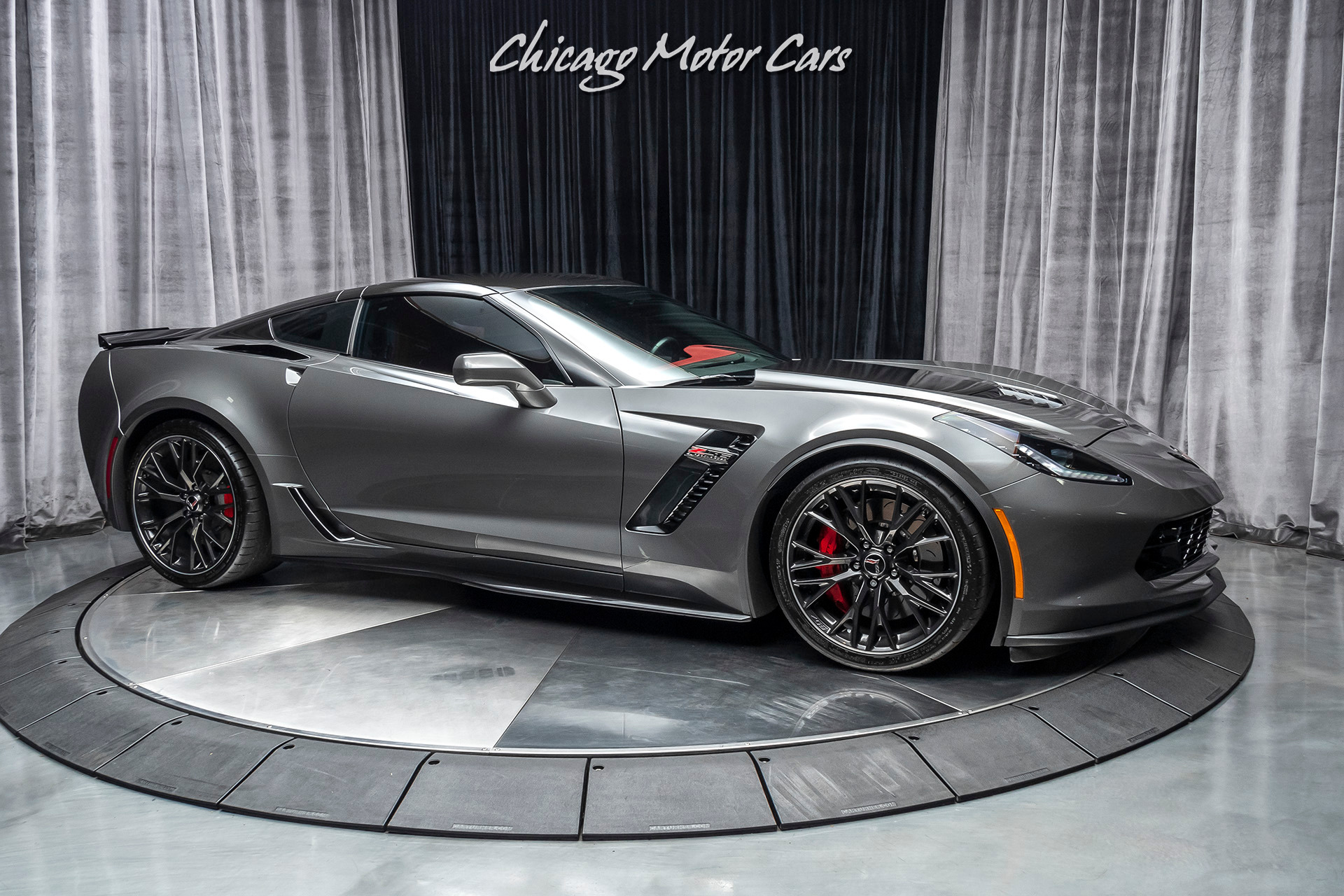 2016 Corvette Z06 For Sale >> Used 2016 Chevrolet Corvette Z06 2lz Coupe Upgrades 700whp For Sale