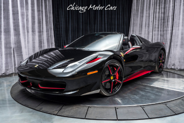 Used-2014-Ferrari-458-Italia-Spider-FORGED-WHEELS-DAYTONA-SEATS-JL-UPGRADED-AUDIO-SYSTEM